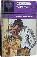 Wife to Sim by Joyce Dingwell