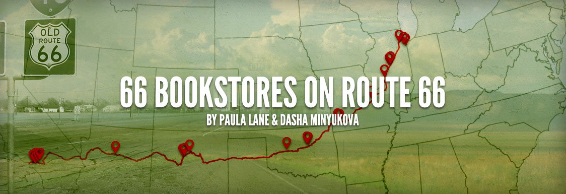 66 Bookshops on Route 66