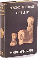 Beyond the Wall of Sleep by H.P. Lovecraft