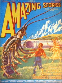 Amazing Stories - October 1926 - Vol. 1, No. 7