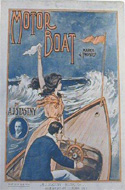 Motor Boat by A.J. Stasney