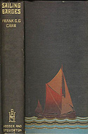 Sailing Barges by Frank G.G. Carr