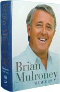 Memoirs by Brian Mulroney
