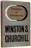Thoughts and Adventures by Winston Churchill