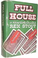 Full House: A Nero Wolfe Omnibus by Rex Stout