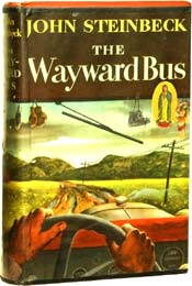 The Wayward Bus by John Steinbeck