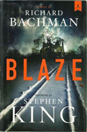 Blaze by Richard Bachman