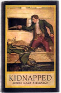 kidnapped robert louis stevenson essay