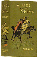A Ride to Khiva by Colonel Fred Burnaby