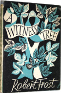A Witness Tree by Robert Frost