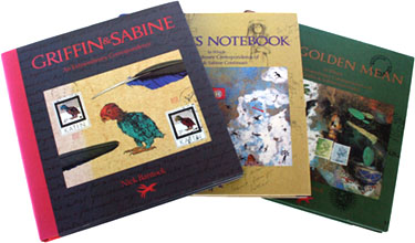 ISBN:  0811806960 Griffin & Sabine by Nick Bantock