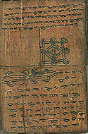 Batak Bark Book