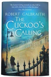 The Cuckoo�s Calling by Robert Galbraith