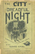 City of Dreadful Night by Rudyard Kipling