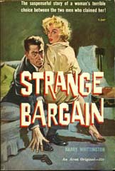 Strange Bargain by Harry Whittington