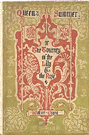 Queen Summer, or the Journey of the Lily and the Rose by Walter Crane
