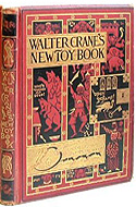 Walter Crane's new Toy Book by Walter Crane