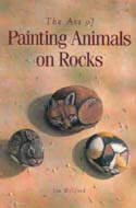 The Art of Painting Animals on Rocks by Lin Wellford