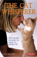 ISBN 0764121650  The Cat Whisperer by Claire Bessant