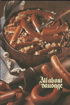 All About Sausage by Ellen Edwards