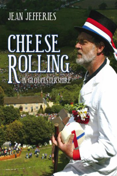 Cheese Rolling in Gloucestershire by Jean Jefferies