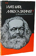 ISBN 9780882640846 Was Marx a Satanist? by Richard Wurmbrand