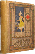 Celebrated Actor Folks' Cookeries edited by Mabel Rowland
