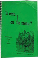 Is Emu on the Menu? edited by Patricia Cook