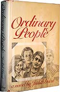 a literary analysis of the novel oridnary people judith guest Ordinary people directed by robert redford screenplay by alvin sargent, based on a novel by judith guest director of photography, john bailey edited by jeff kanew music adapted by marvin hamlisch produced by ronald l.