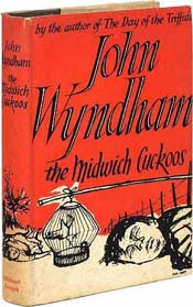 The children from The Midwich Cuckoos by John Wyndham