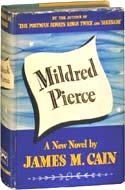Veda from Mildred Pierce by James M. Cain