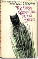 Mary Katherine 'Merricat' Blackwood from We Have Always Lived in the Castle by Shirley Jackson