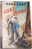 Lost Pueblo by Zane Grey