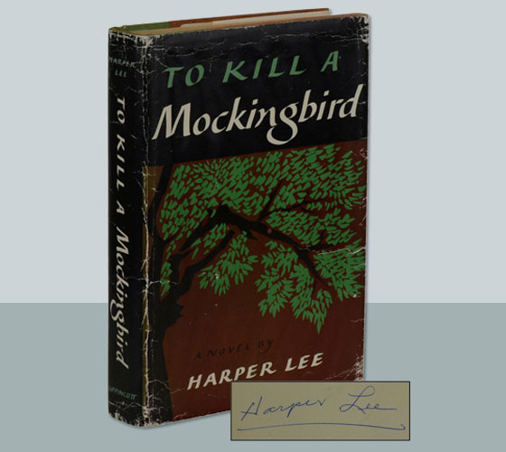Image of the book To Kill a Mockingbird
