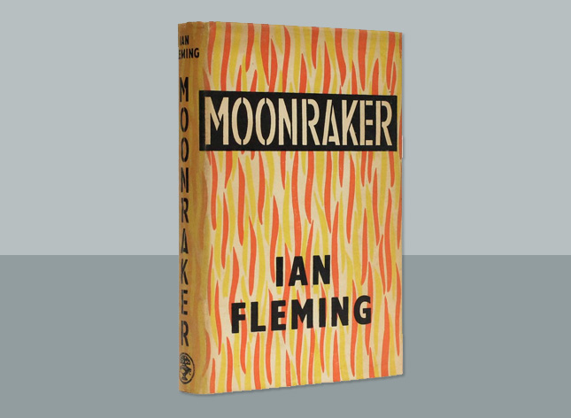 Image of the book Moonraker by Ian Fleming
