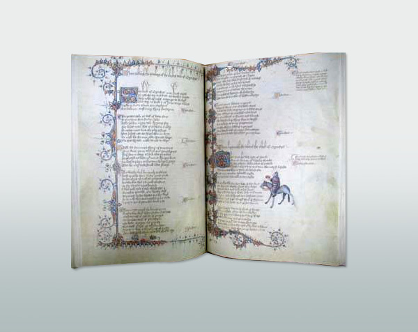 Image of The Canterbury Tales