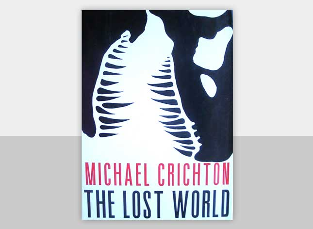 Image of The Lost World by Michael Chrichton