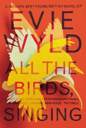 Free Postage on Books by Evie Wyld