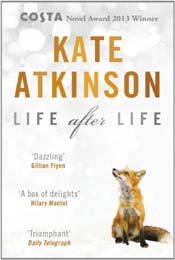 Free Postage on Books by Kate Atkinson