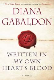 Free Postage on Books by Diana Gabaldon
