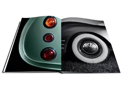 Vintage Cars by Laziz Hamani and Ken Gross