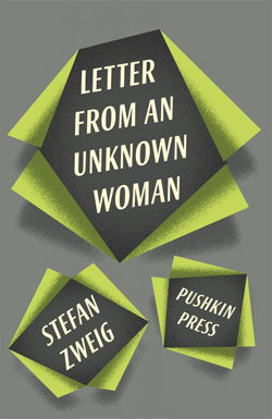 Letter from an Unknown Woman by Stefan Zweig