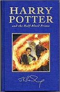 Harry Potter and the Half-Blood Prince by JK Rowling