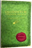 Quidditch Through the Ages by JK Rowling