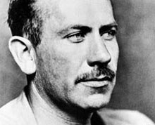 an analysis of literary techniques in the grapes of wrath by john steinbeck The grapes of wrath and steinbeck's fascinating writing techniques give the themes of the john steinbeck contemporary literary criticism, edited by.