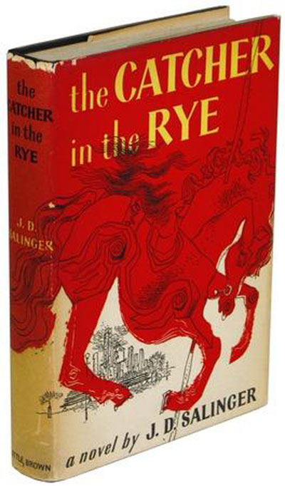 "an analysis of the character of holden in the novel the catcher in the rye by jd salinger Review what you have learned about holden examine your character analysis log for patterns jd salinger ""fun"" fact jd salinger's the catcher in the rye."