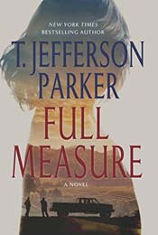 Full Measure by T. Jefferson Parker, signed first edition