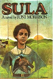 Sula by Toni Morrison, first edition